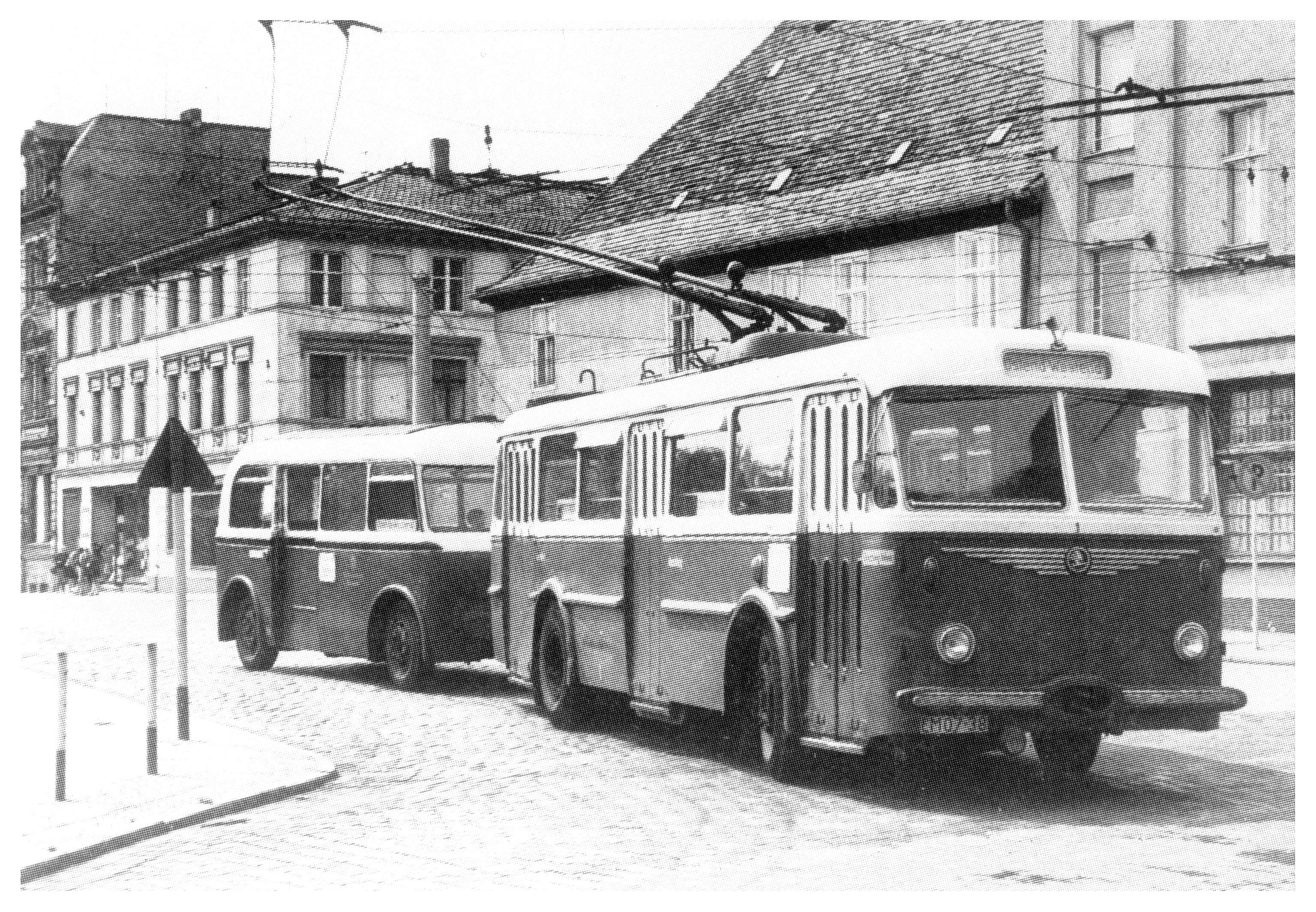 Obusbetrieb Eberswalde Wirtschaftsgeschichte Eberswalde Seite 5