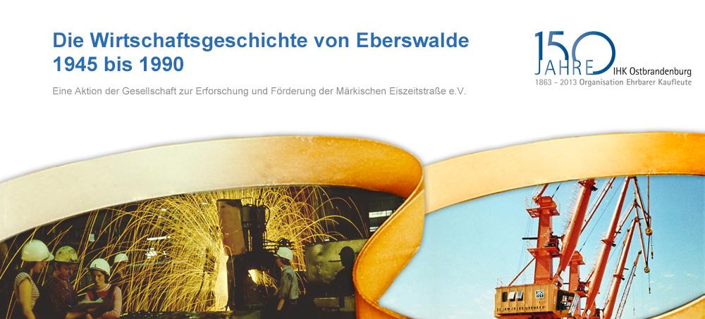 Wirtschaftsgeschichte Eberswalde