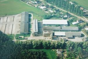 Getreidelager in Oderberg/Neuendorf