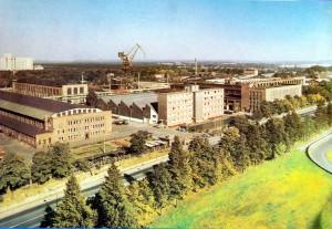 VEB Kranbau Eberswalde