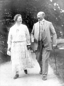 Robert Ardelt Sen. und Ehefrau Julie