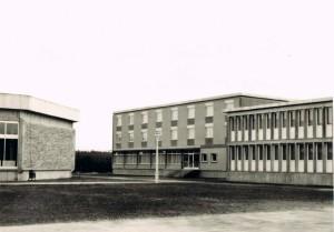 SZME - Übergabe der Betriebsberufsschule (BBS) am 04.10.1969
