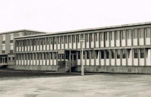SZME - Übergabe des Verwaltungsgebäudes am 04.10.1969