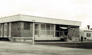 SZME - Übergabe des Werksrestaurants am 04.10.1969